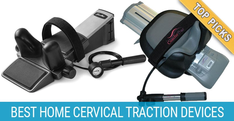 4 Best Neck Traction Devices In 2019 For Safe In Home Use