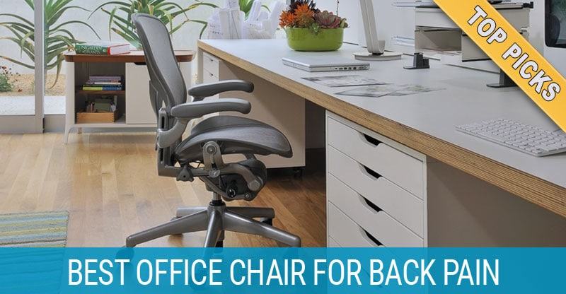 Cool 3 Best Office Chairs For Back Pain In 2019 For Working Long Pdpeps Interior Chair Design Pdpepsorg