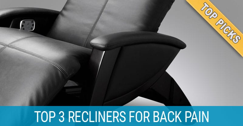 Terrific 3 Best Recliners For Back Pain In 2019 Kick Back And Relax Ocoug Best Dining Table And Chair Ideas Images Ocougorg